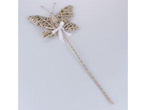 Zápich motýl velký přírodní