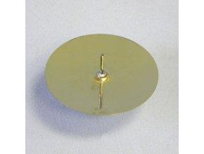 bodec kov zlaty 4ks pr 5cm