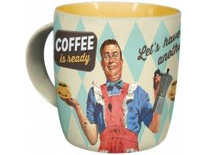 HRNEK COFFEE IS READY 0,33 L