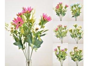 Umělá podzimní kytice 38cm