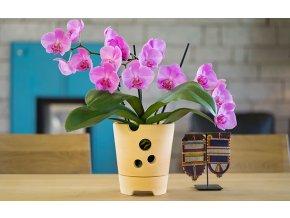 Květináč na orchidej 16cm