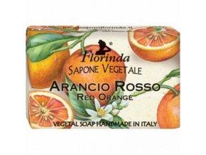 Mýdlo Arancio Rosso 50g