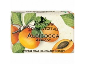 Mýdlo Albicocca 50g
