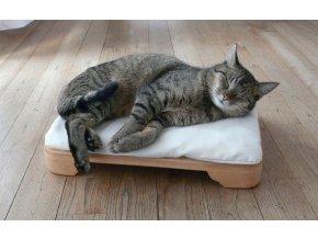 Ohřívací plocha pro kočky 44x7x33cm