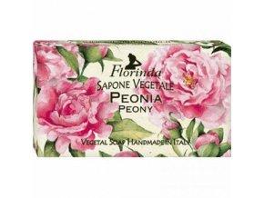Mýdlo Peonia