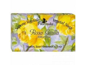Mýdlo | Rosa Gialla | 100g