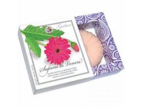 Mýdlo | Gerbere Rosa | v dárkové krabičce | 125g