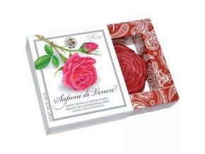 Mýdlo | Rose Rosse | v dárkové krabičce | 125g