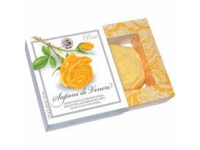 Mýdlo | Rose Gialle | v dárkové krabičce | 125g