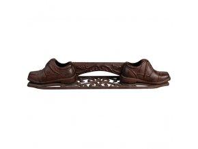 Škrabák na boty litinový 45x10x9cm