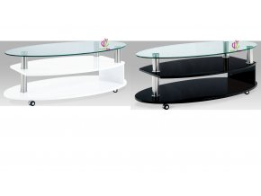 Konferenční stolek | pojízdný | 110x60x40cm