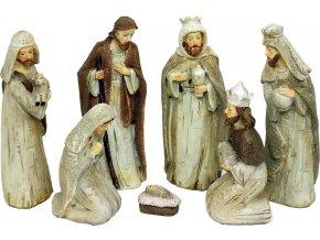 Betlém figurky set 7ks