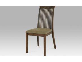 Jídelní židle ořech 47x44x92x48cm