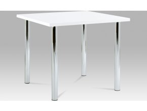 Jídelní stůl lesklý 90x90cm