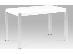Jídelní stůl lesklý 120x75cm