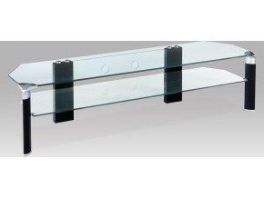 TV stolek skleněný 180x50x44cm