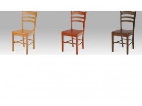 Jídelní židle dřevěná 40x38x86x45cm
