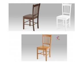 Jídelní židle dřevěná 40x36x85x45cm