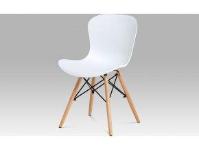Jídelní židle plastová 46x43x74x42cm