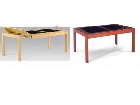 Jídelní stůl rozkládací 240x90cm