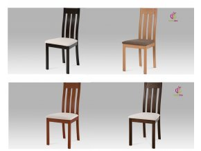 Jídelní židle dřevěná 45x41x96x48cm