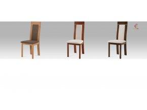 Jídelní židle dřevěná 47x42x103x45cm