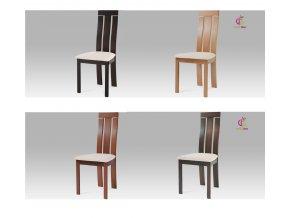 Jídelní židle dřevěná 45x43x101x47cm