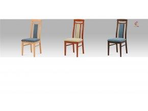 Židle bez sedáku 46x41x100x44cm