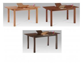 Jídelní stůl rozkládací 150x80x75cm