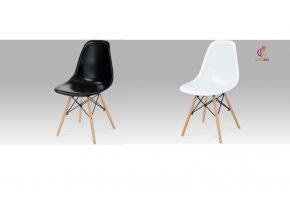 Jídelní židle plastová 46x40x81x45cm