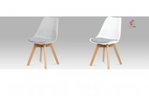 Jídelní židle plastová 44x43x81x46cm