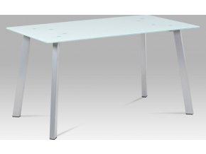 Jídelní stůl skleněný 140x80cm