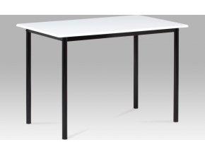 Jídelní stůl bílý 110x70cm