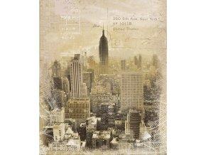 Obraz plátno New York