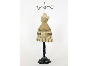 Stojan na šperky | dřevěná figurína