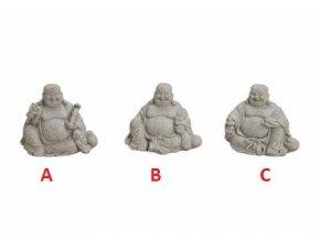 Buddha 9x5x7cm I