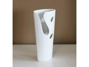 Keramická váza 16x9x32cm