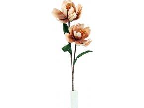 Umělá květina pivoňka 100cm