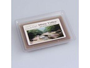 Vonný vosk do aroma lampy Mlžné údolí 73g