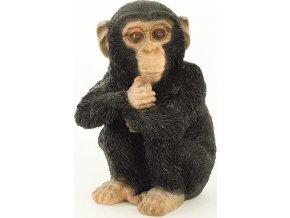 Opice z polyresinu