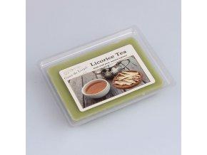 Vonný vosk do aroma lampy Lékořicový čaj 73g