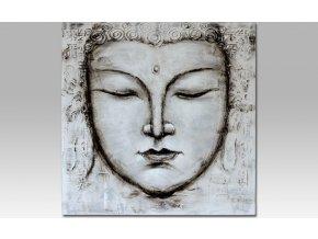 Obraz plátno olejomalba Budha
