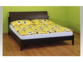 DUBBAY postel 180x200 cm, bez roštů a matrace
