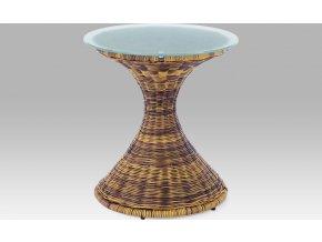 Konferenční stolek umělý ratan