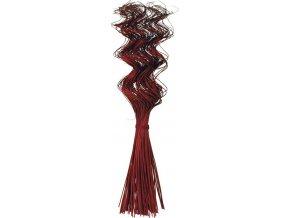 Přírodní materiál | spirálové větve | svazek 150ks