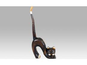 Kočka dřevěná 36cm