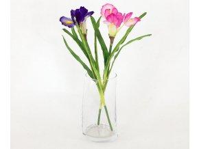Umělá květina | iris | 30cm | 2 barvy