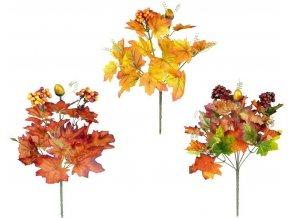 Podzimní trs, 7 hlav.