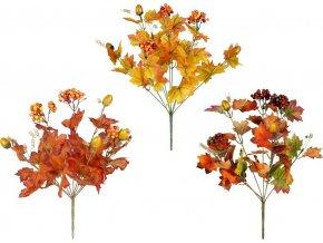 Podzimní trs - 9 hlav.