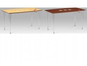Jídelní stůl kovový 135x80cm